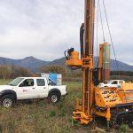 Proyectos Tegchile · Parque eolico - Llay Llay