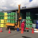 Proyectos Tegchile · Planta de Lubricantes - Maipu