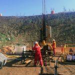 Proyectos Tegchile · Muro Planta - Las Tortolas